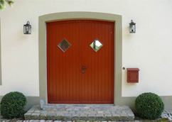 Haustüren: die Visitenkarte Ihres Hauses