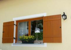 Holzfenster für ein gesundes Wohnklima